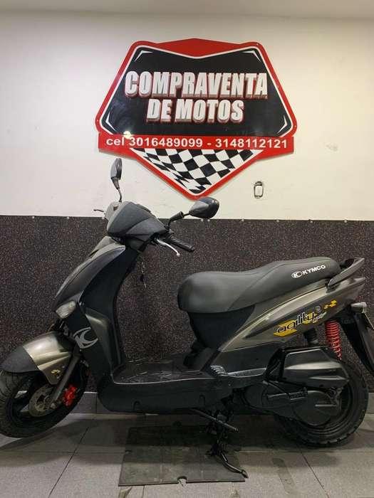 AGILITY 125 MODELO 2009 TRASPASOS INCLUIDOS SOAT Y TECNO AL DIA PRECIO NEGOCIABLE