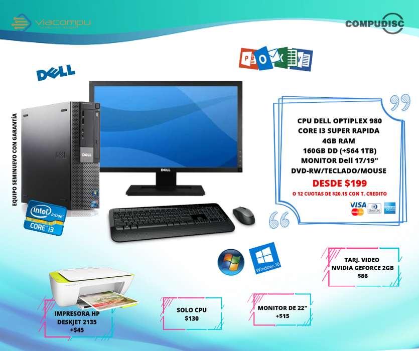 Precio de Computadoras core i3 130 computadoras core i3 compudisc TF 2566030