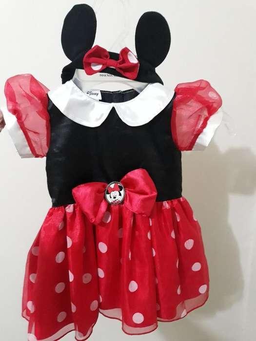 Disfraz de Minni Mouse