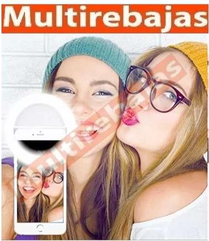 Aro De Luz Para Selfies , Foto De Revista
