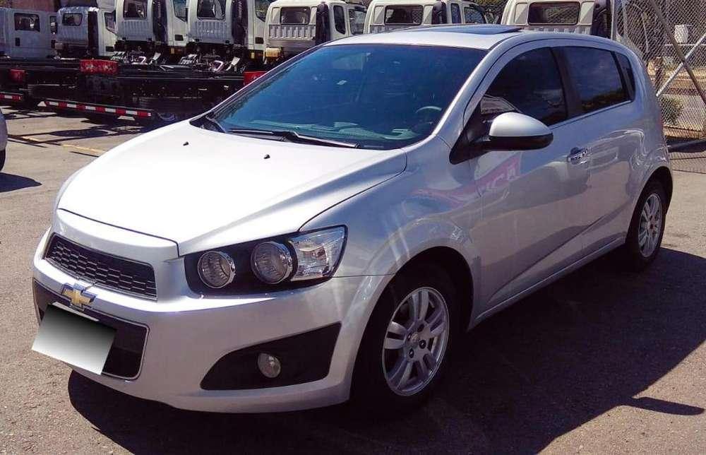 Chevrolet Sonic 2013 - 60000 km