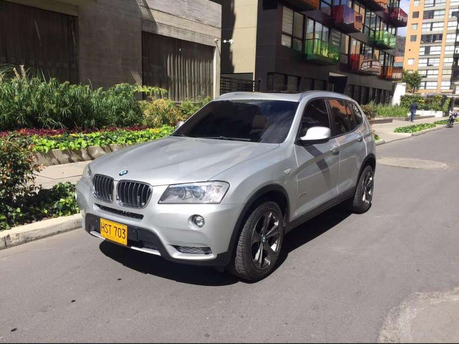 <strong>bmw</strong> X3 2014 - 69000 km