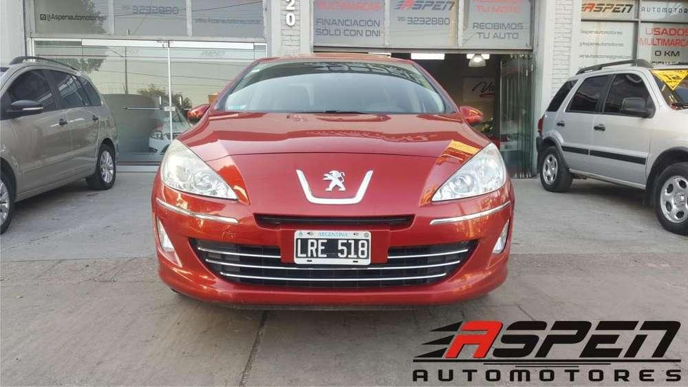 Peugeot 408 2012 - 125000 km