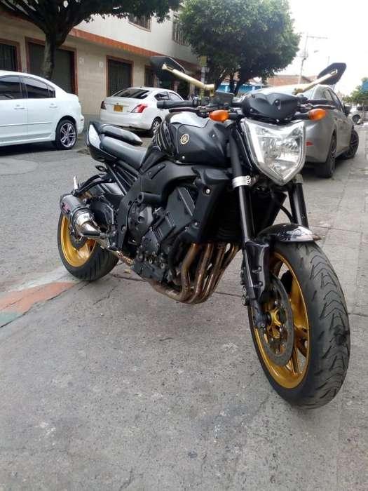 <strong>yamaha</strong> Fz1000 2010 Full