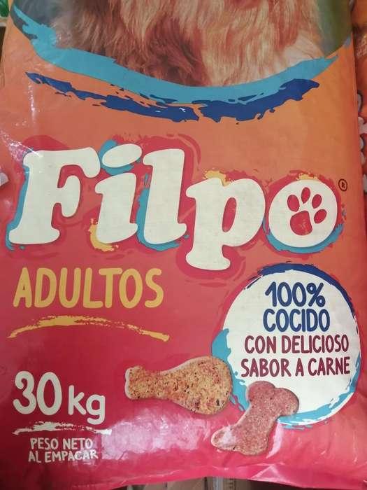 Vendo Comida para Perros
