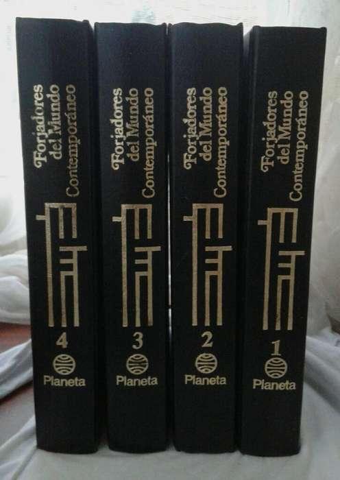Enciclopedia Forjadores Del Mundo