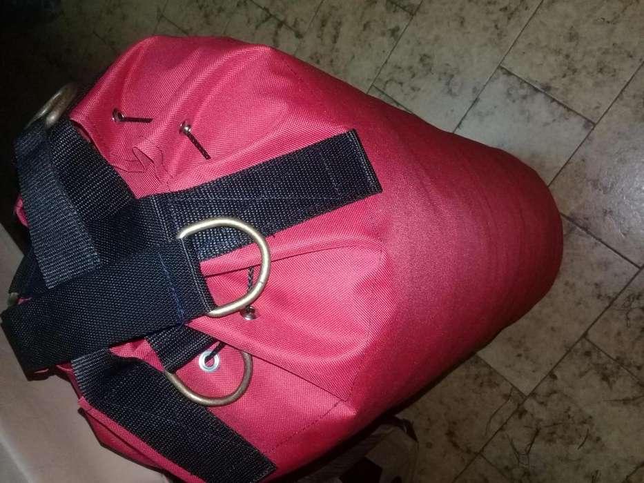 Bolsa de boxeo (nueva) con relleno