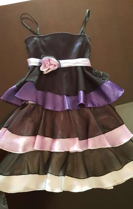 Vestido de Fiesta T. 6