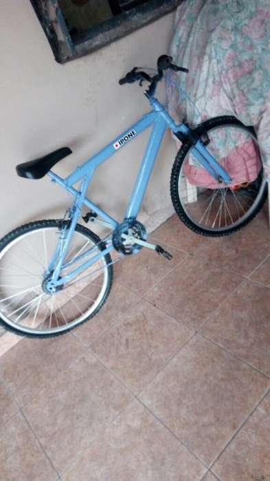 Rodado 27 Bici de Aluminio