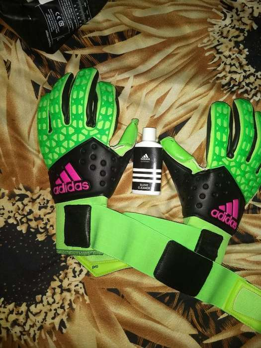 Guantes Adidas Ace Profesionales Talla 7