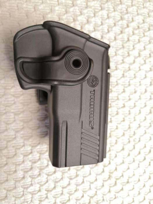Chapuza Tactica Pistola Taurus
