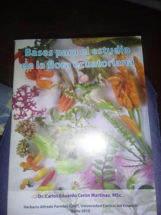 Libro Flora del Ecuador