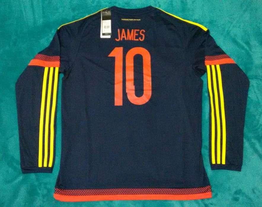 Sel. Colombia 2015 James 10 Original