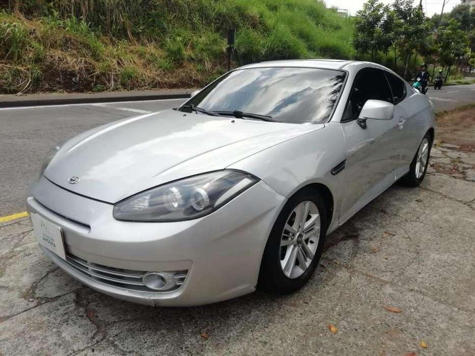 Hyundai Tiburon 2009 - 121500 km