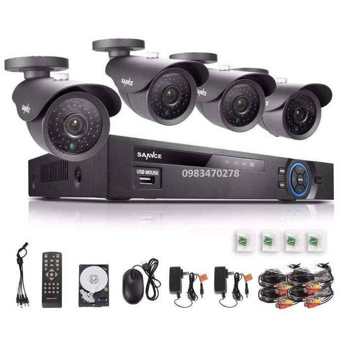 Cctv, Camaras De <strong>video</strong> Vigilancia, 220 usd.
