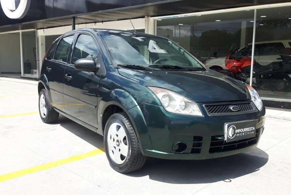 Ford Fiesta  2008 - 200000 km