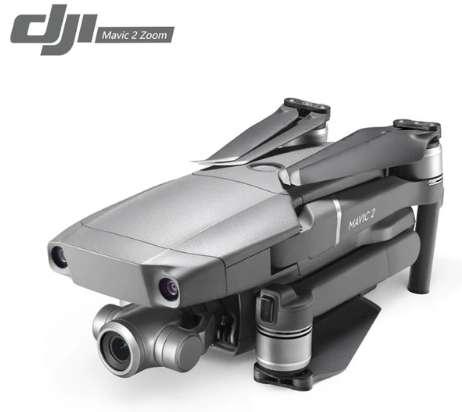 Drone Mavic 2 Zoom 2 Baterias