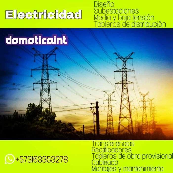Servicios en Electricidad