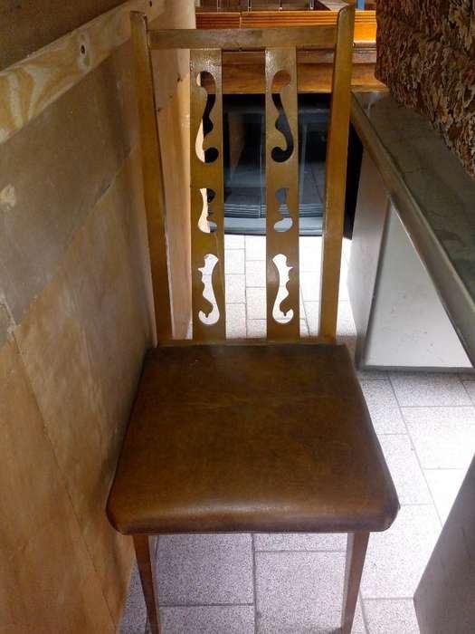 Vendo 6 <strong>silla</strong>s