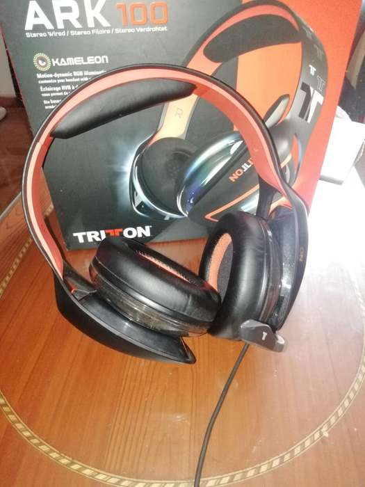 Headset Gamer Tritton Ark 100 Usados