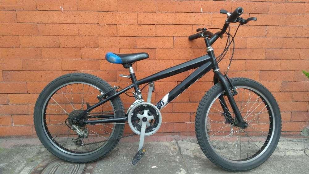 Bicicleta Niño Excelente Estado Y Precio
