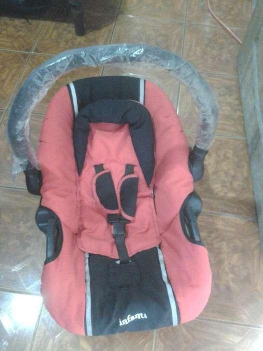 Asiento Auto para Bebé