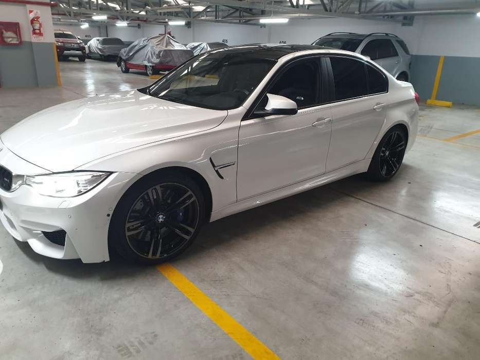 <strong>bmw</strong> M3 2017 - 13000 km