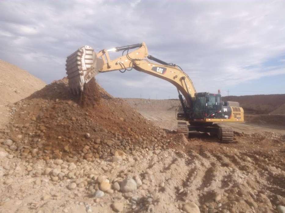 Excavadora Caterpillar 336 DL - 320 D2L