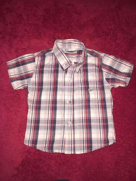 Camisa Mimo para Bebe