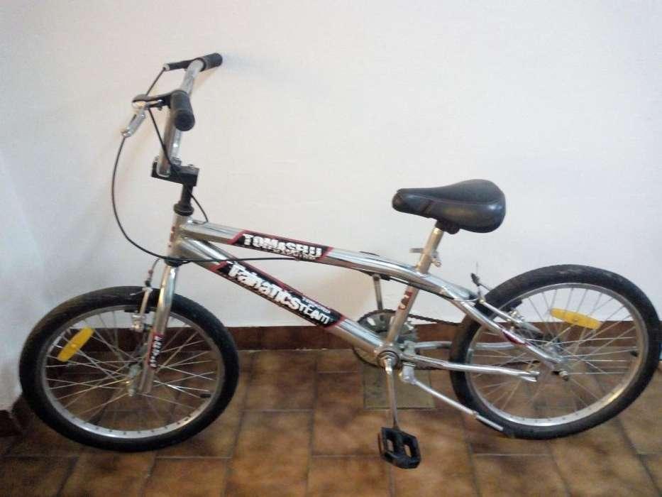 Bicicleta Tomaselli Fanatics Team