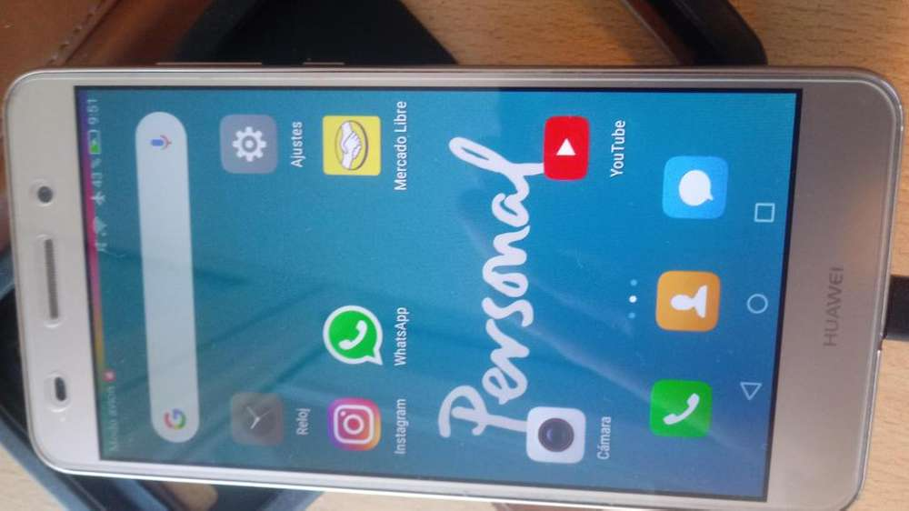HUAWEI GW OCTACORE - 2GB RAM - 16 GB MEM. PANTALLA 5,5