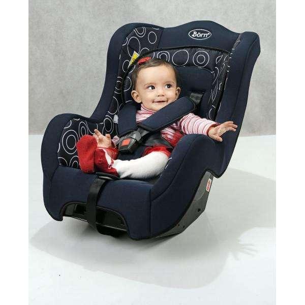 Silla para carro marca Born de Bebe Usada