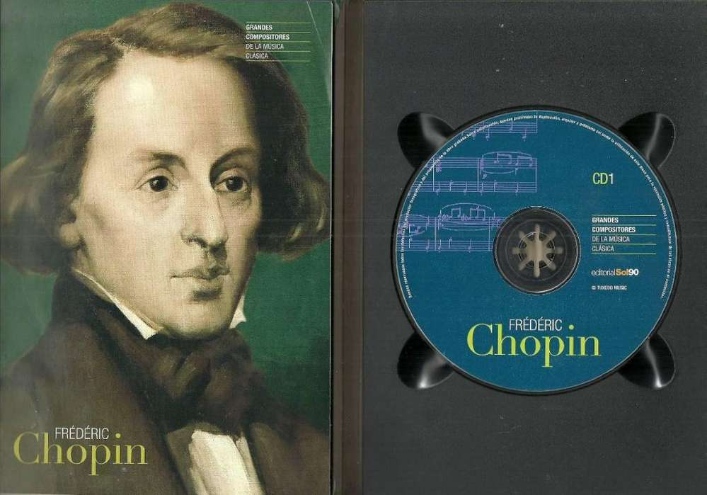 Música Clásica. Colección de 4 discos.