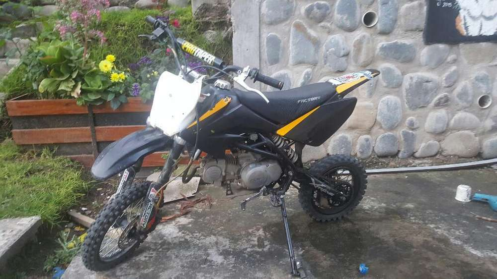 Moto Factory Pitbike 150cc