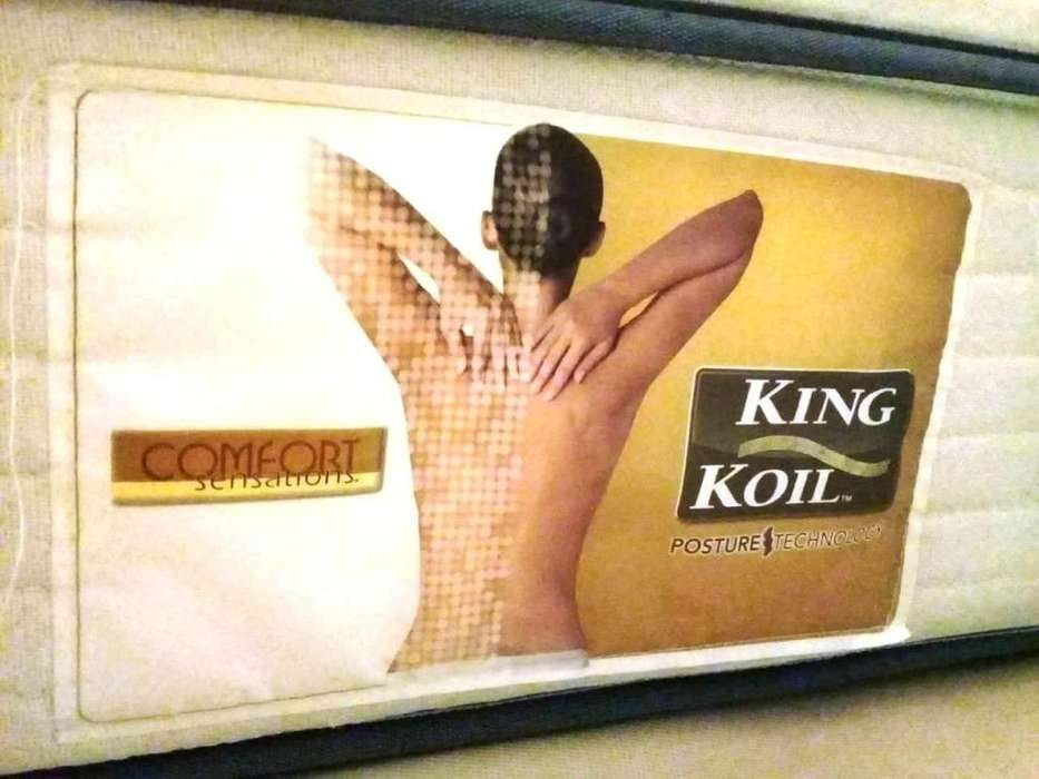 <strong>colchon</strong> King Koil