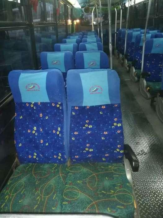 Asientos para Buses Reclinables