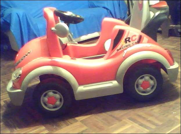 oferta vendo carro para niño