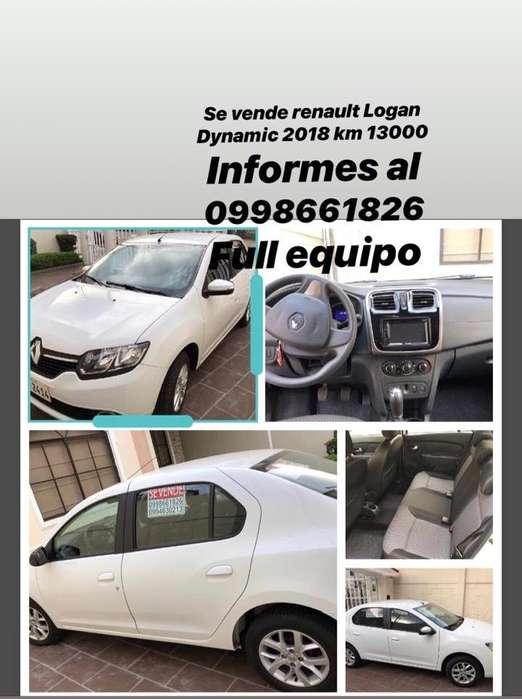Renault Logan 2018 - 0 km