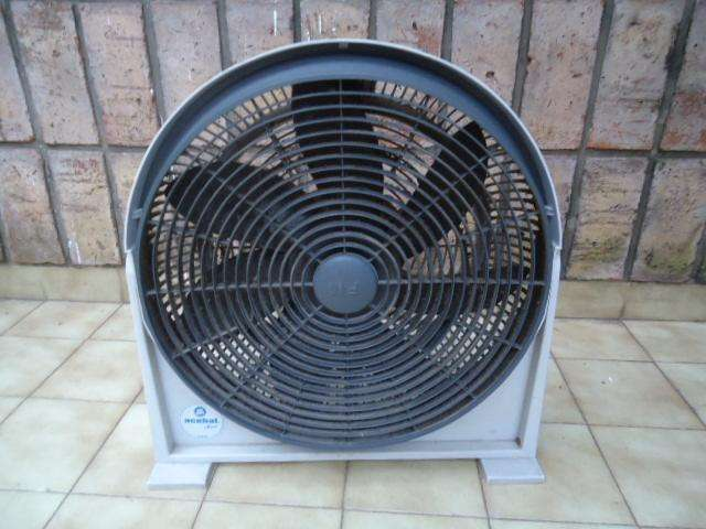 Ventilador Turbo Acebal Aire Origen Usa
