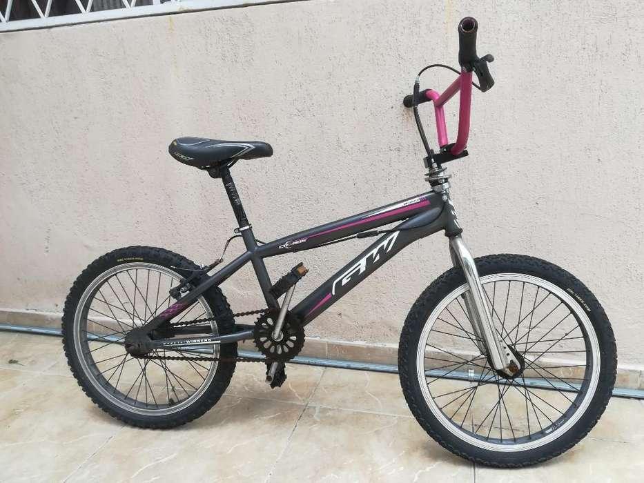 Bicicleta para Salto