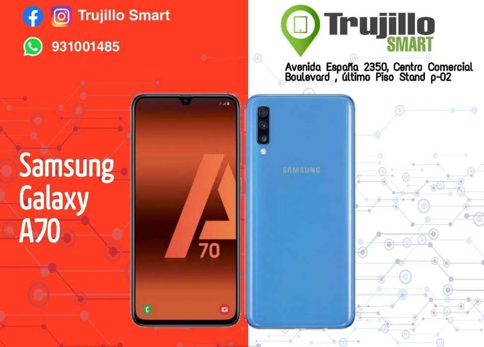Samsung Galaxy A70 128 Gb Caja Sellada