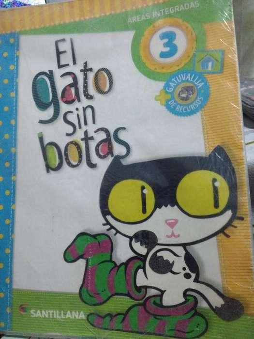 Libros de Texto El Gato sin Botas