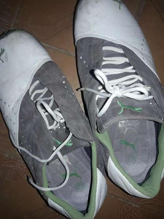 Zapatillas Puma Impecables