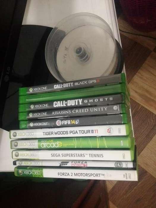 Vendo Juegos de Xbox One y Xbox 360