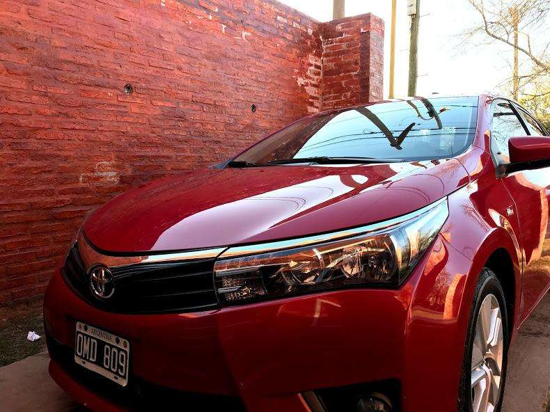 Toyota Corolla 2015 - 85000 km