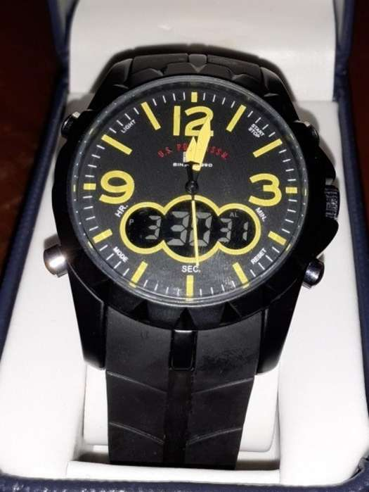 Reloj Us. Polo Assn Original