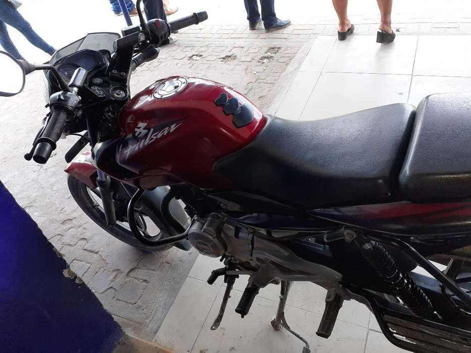 Vendo Moto 135 Pulsar X Motivo de Viaje