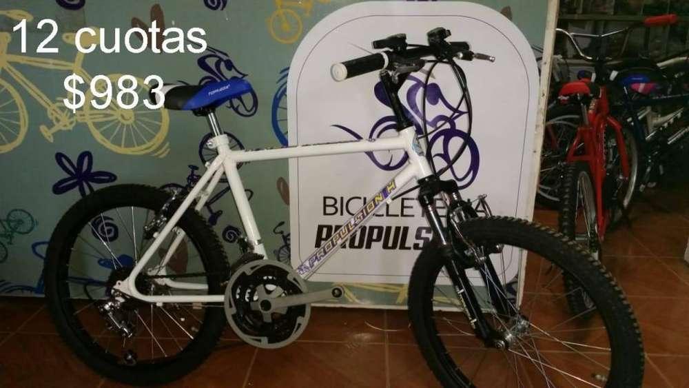BICICLETA R20 18V