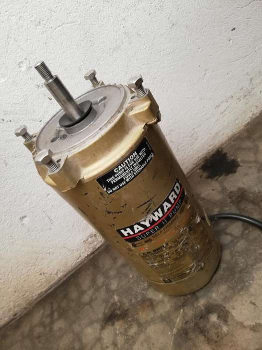 Motor 1 .1.2 Hp Americano Original