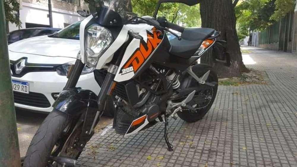 Duke 200 15